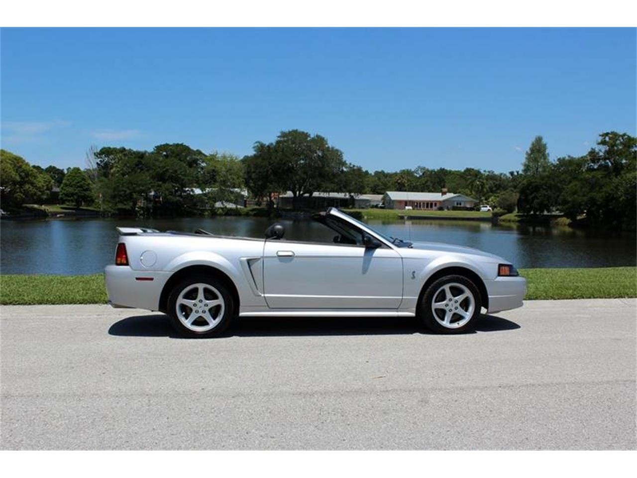 Large Picture of 2001 Ford Mustang SVT Cobra located in Florida - $15,900.00 - PYE0