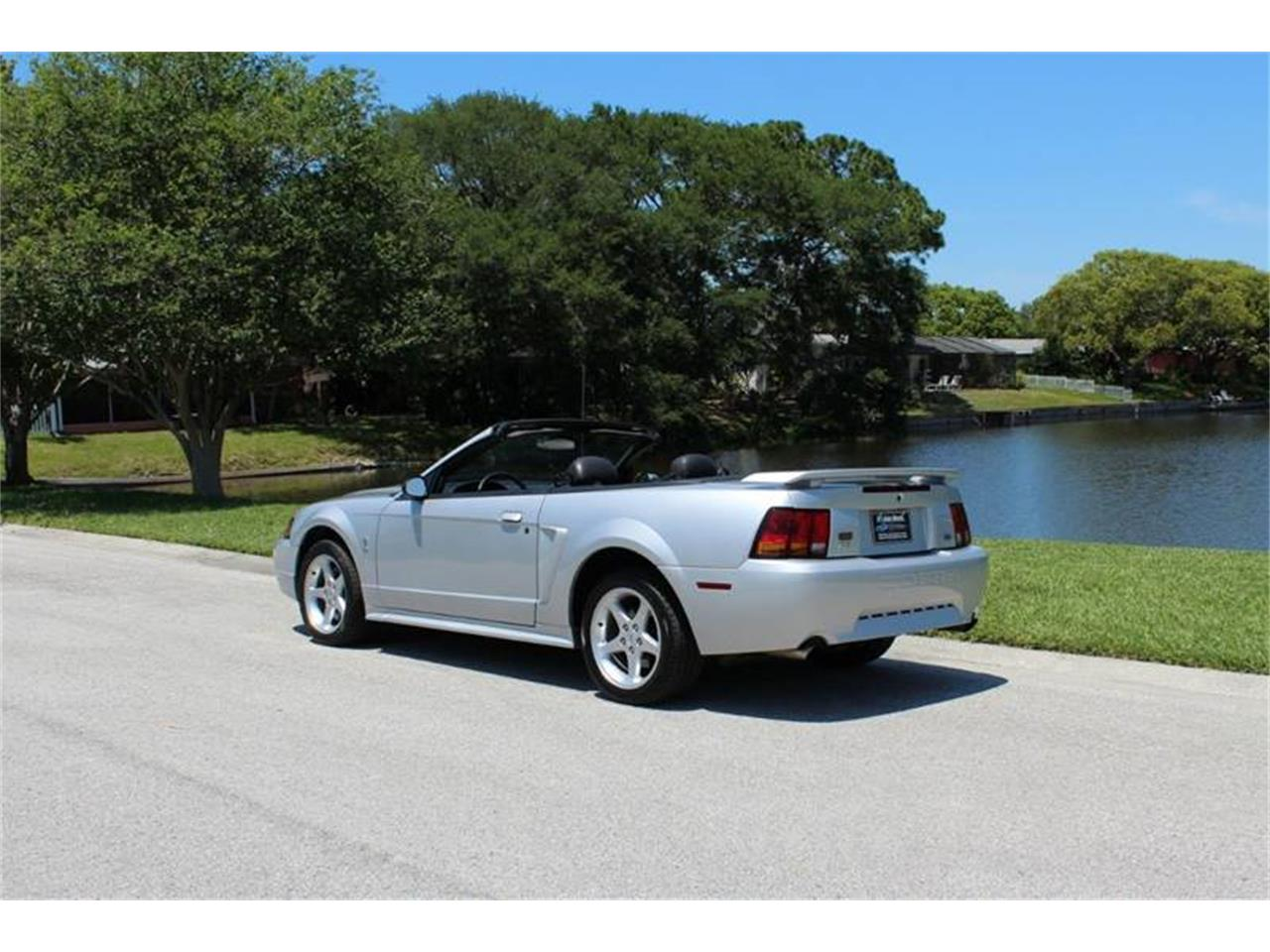 Large Picture of 2001 Ford Mustang SVT Cobra located in Florida - PYE0