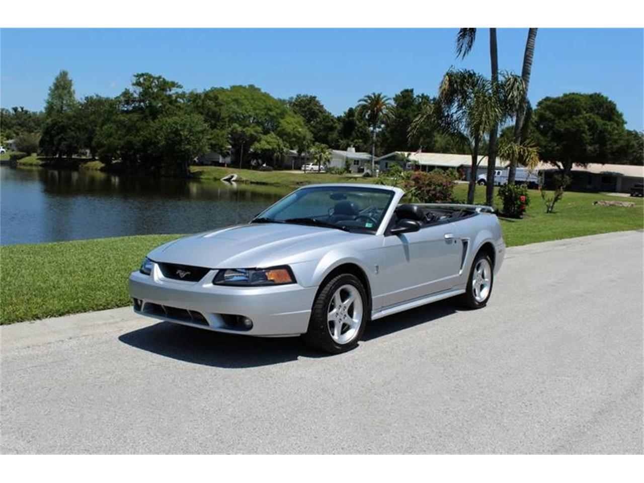 Large Picture of '01 Ford Mustang SVT Cobra located in Florida - PYE0