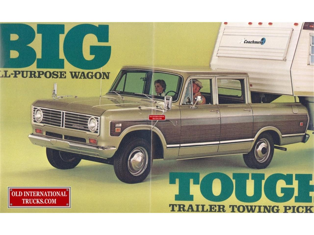 Large Picture of '74 Wagonmaster - Q542