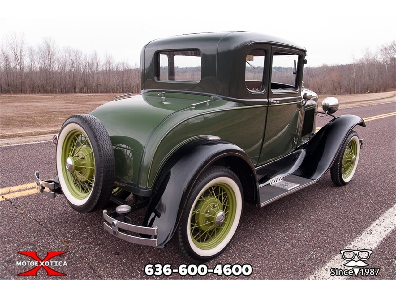 Large Picture of '31 Model A - Q544