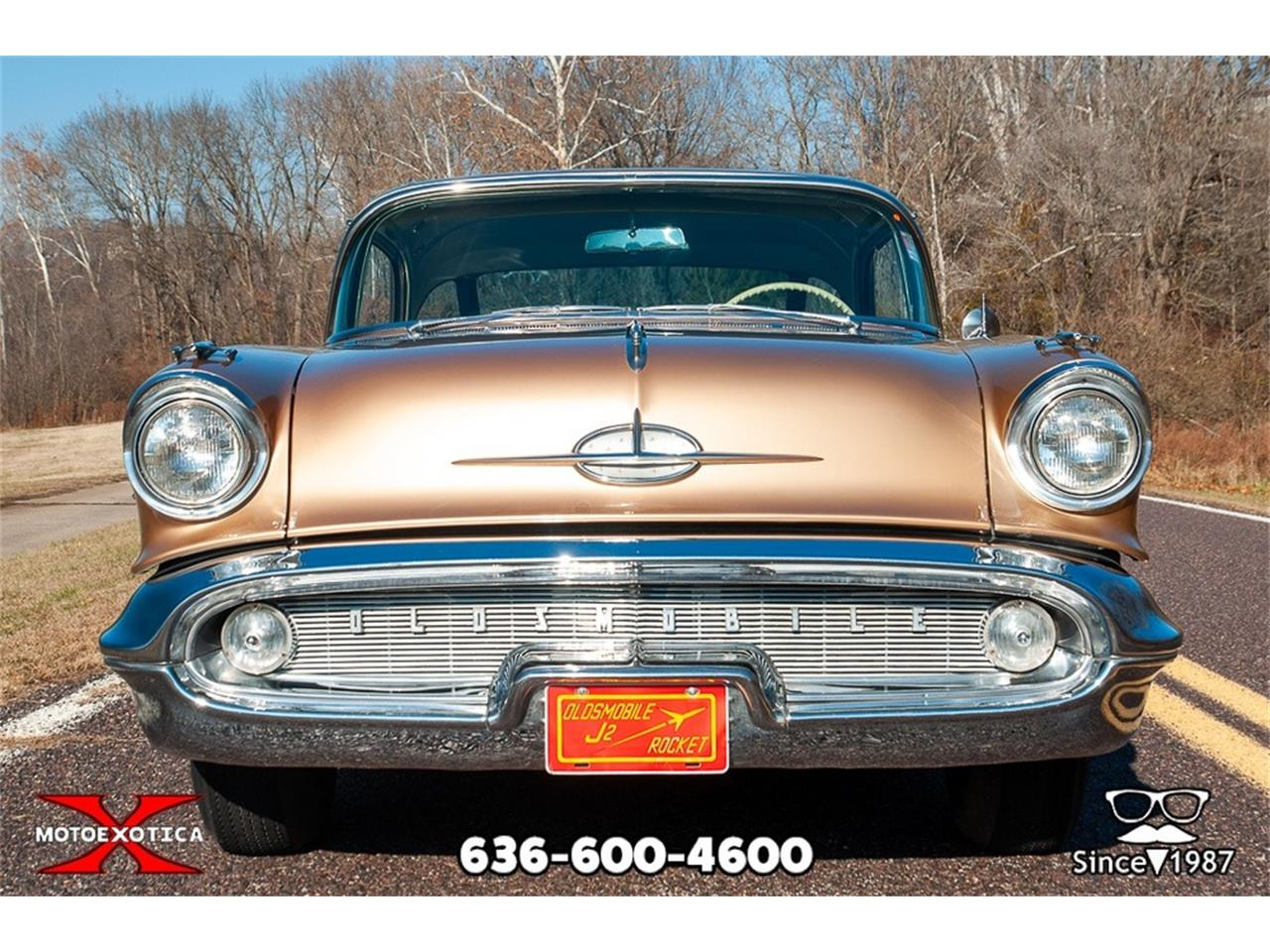 Large Picture of '57 Starfire 98 - Q547