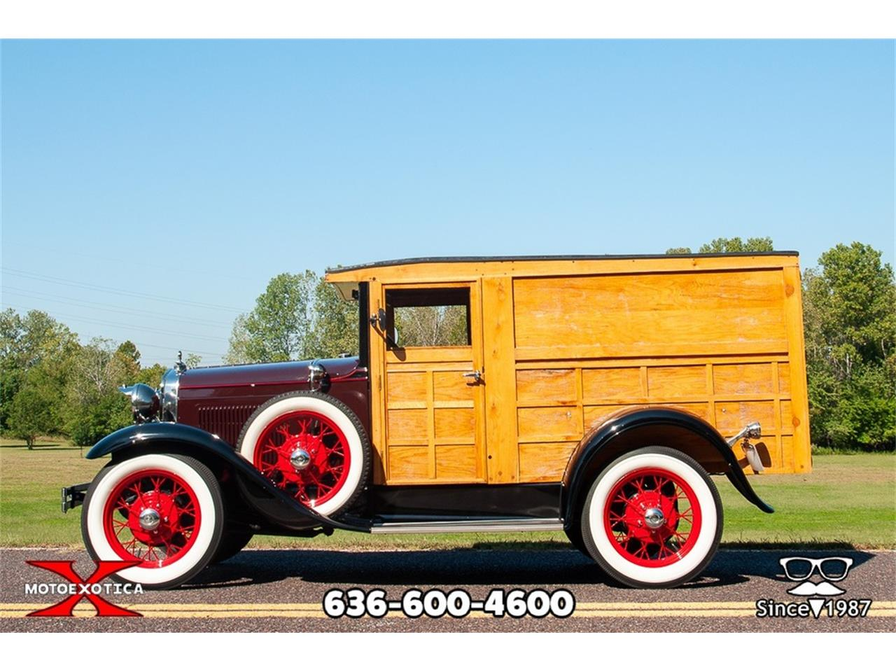 Large Picture of '30 Model A - Q549