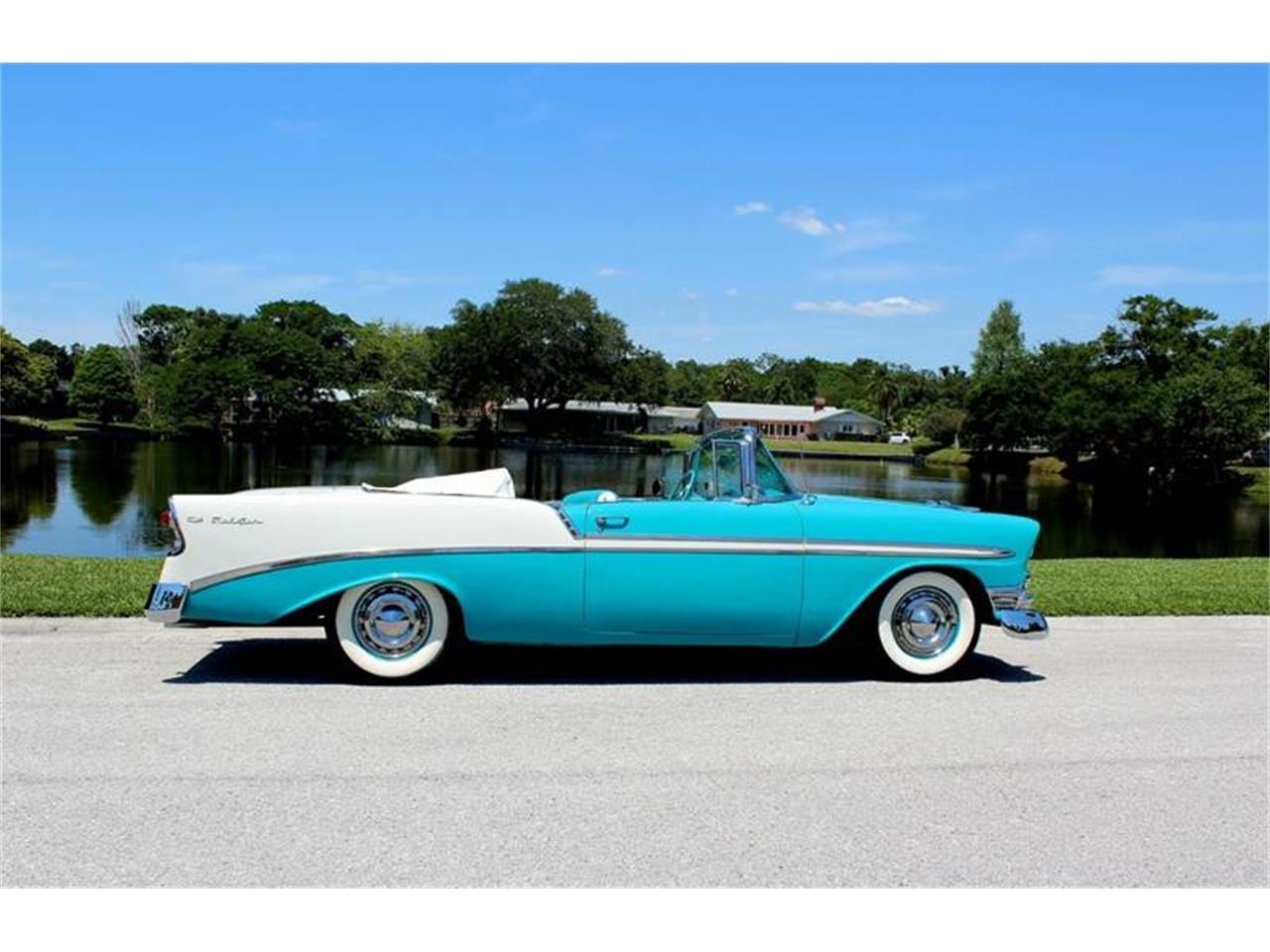 Astounding For Sale 1956 Chevrolet Bel Air In Clearwater Florida Beutiful Home Inspiration Semekurdistantinfo