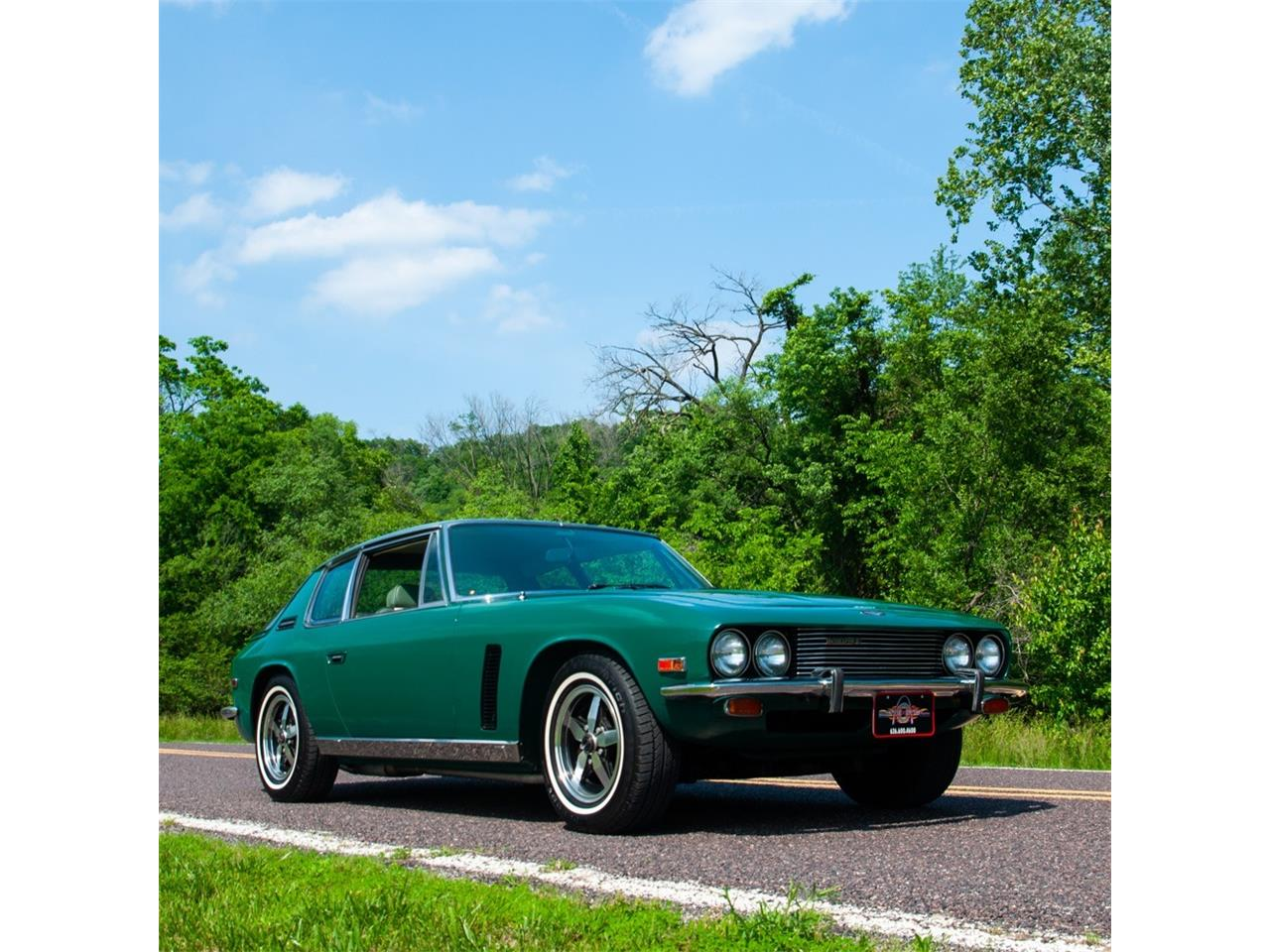 Large Picture of '74 Interceptor - Q54C