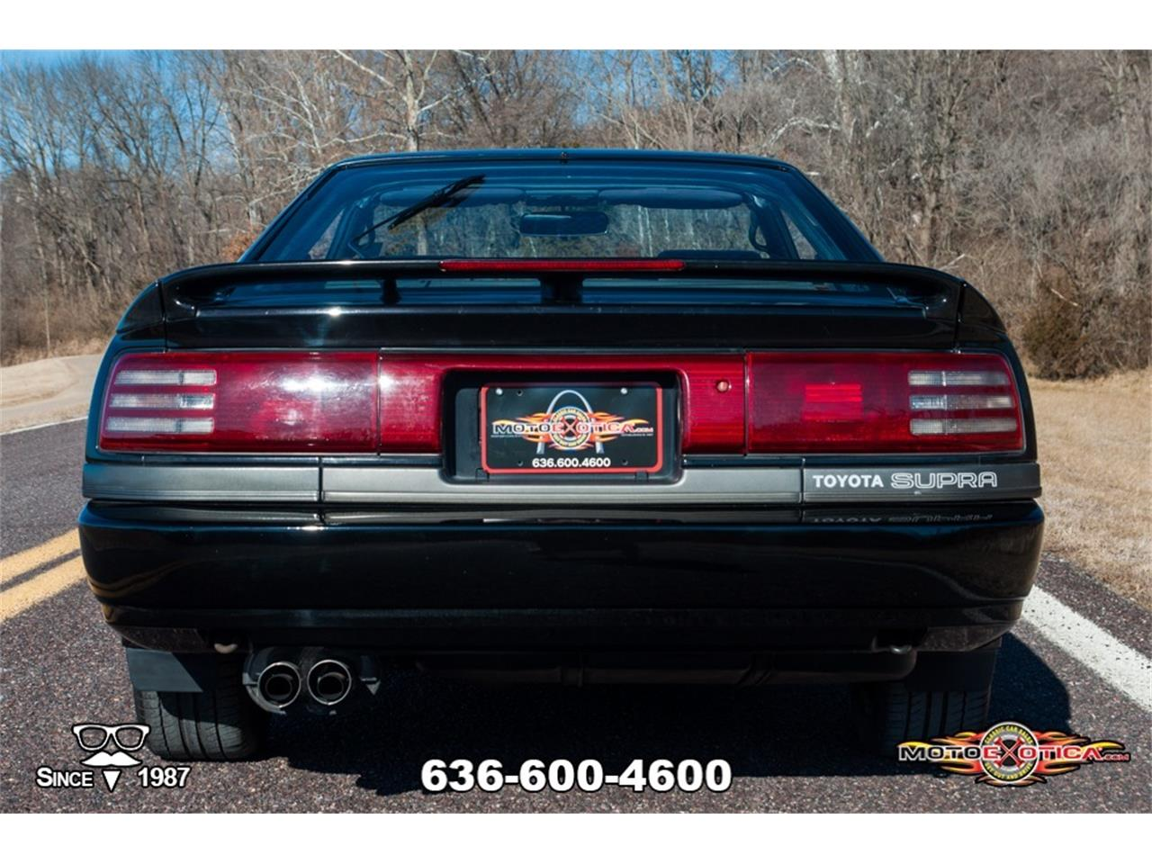 Large Picture of '90 Toyota Supra - $13,900.00 Offered by MotoeXotica Classic Cars - Q54H