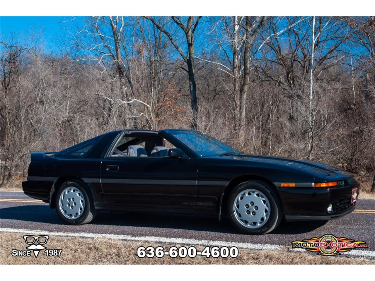Large Picture of 1990 Toyota Supra located in Missouri Offered by MotoeXotica Classic Cars - Q54H