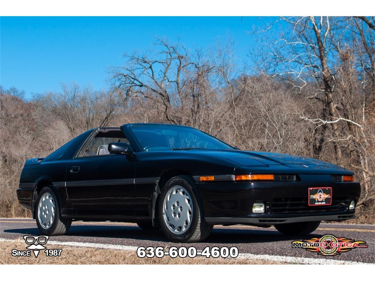 Large Picture of 1990 Supra - Q54H