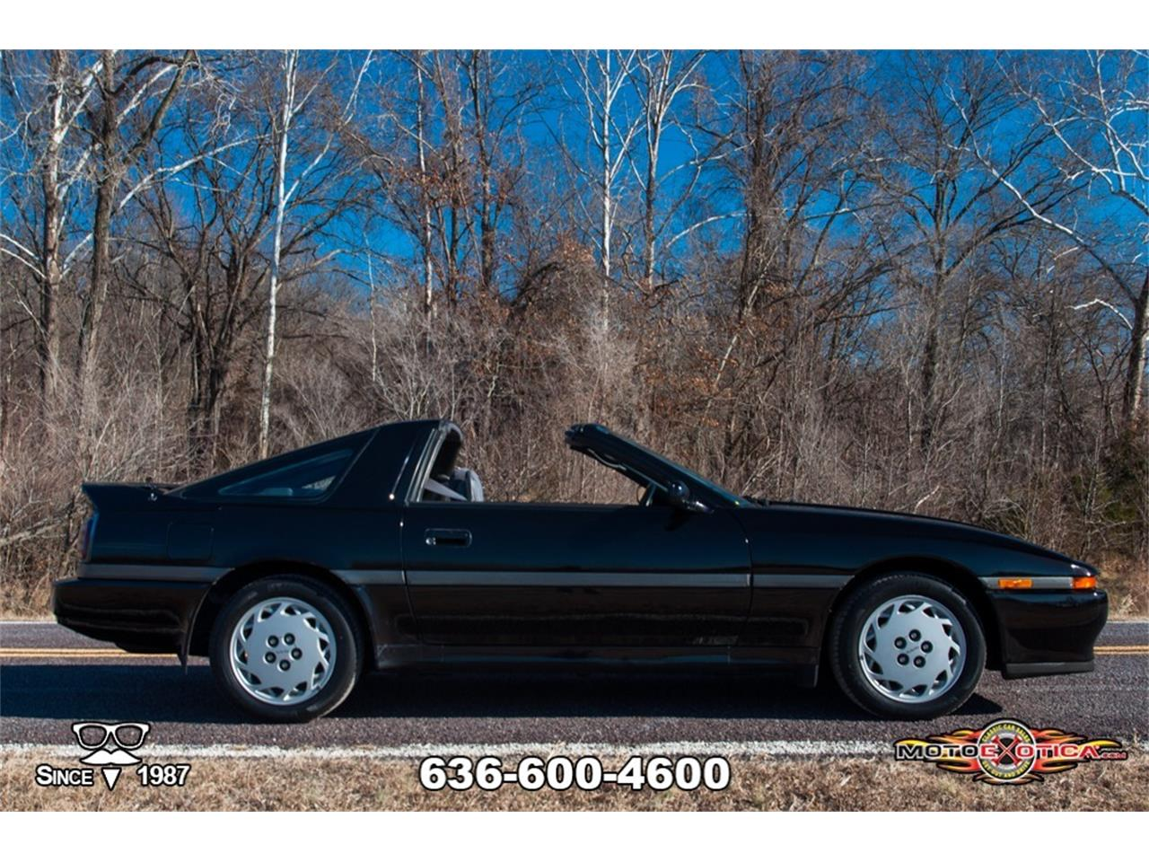Large Picture of '90 Supra located in St. Louis Missouri - $13,900.00 Offered by MotoeXotica Classic Cars - Q54H