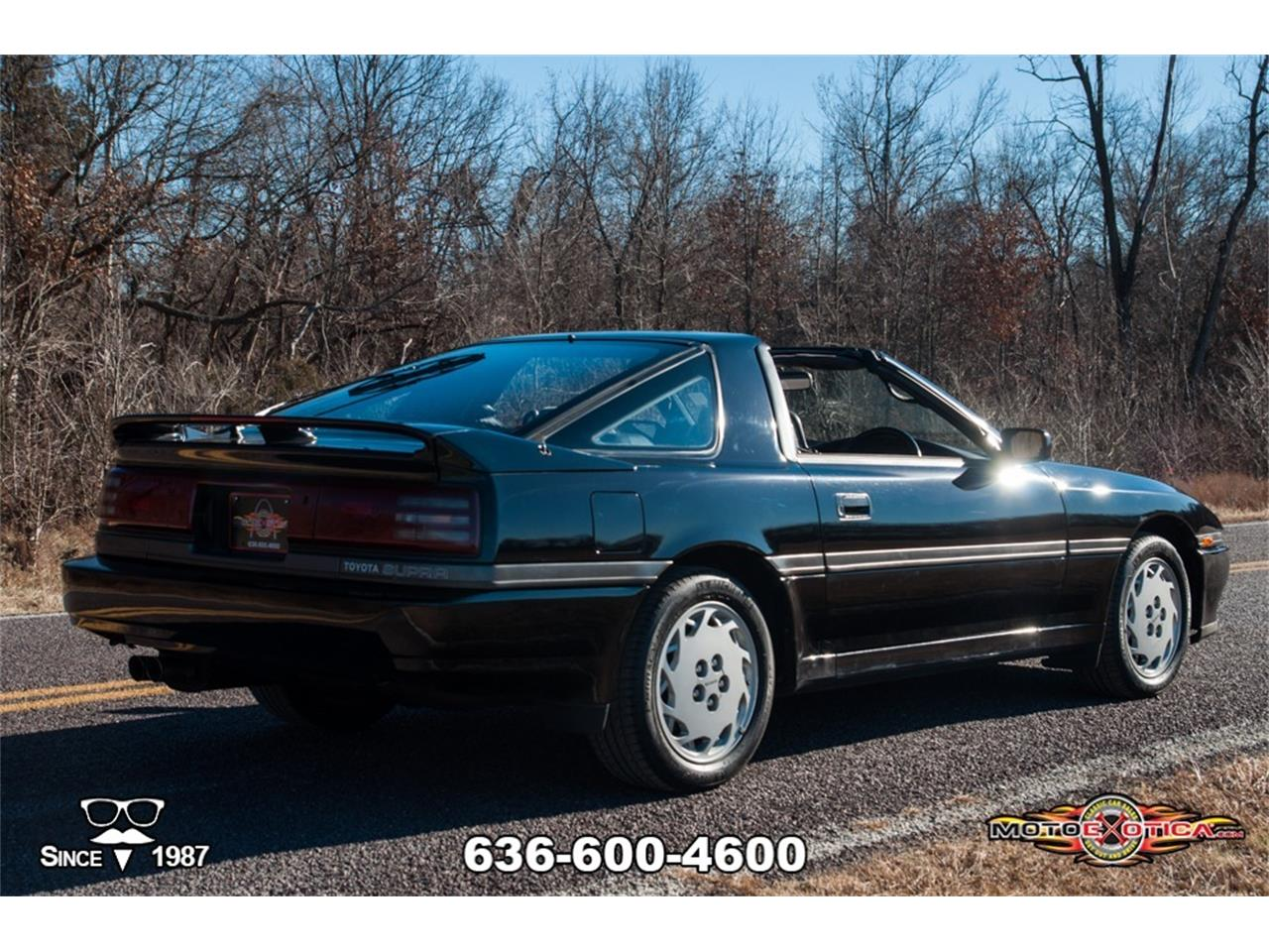 Large Picture of 1990 Supra - $13,900.00 Offered by MotoeXotica Classic Cars - Q54H