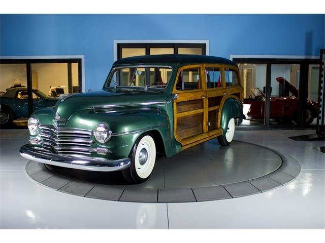 Picture of Classic 1948 Wagon Offered by  - Q54J