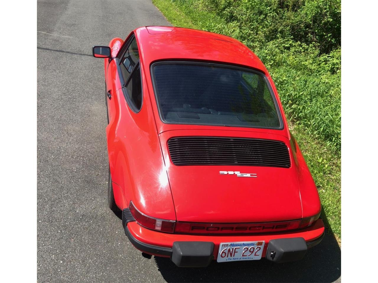Large Picture of '83 911SC - Q54L