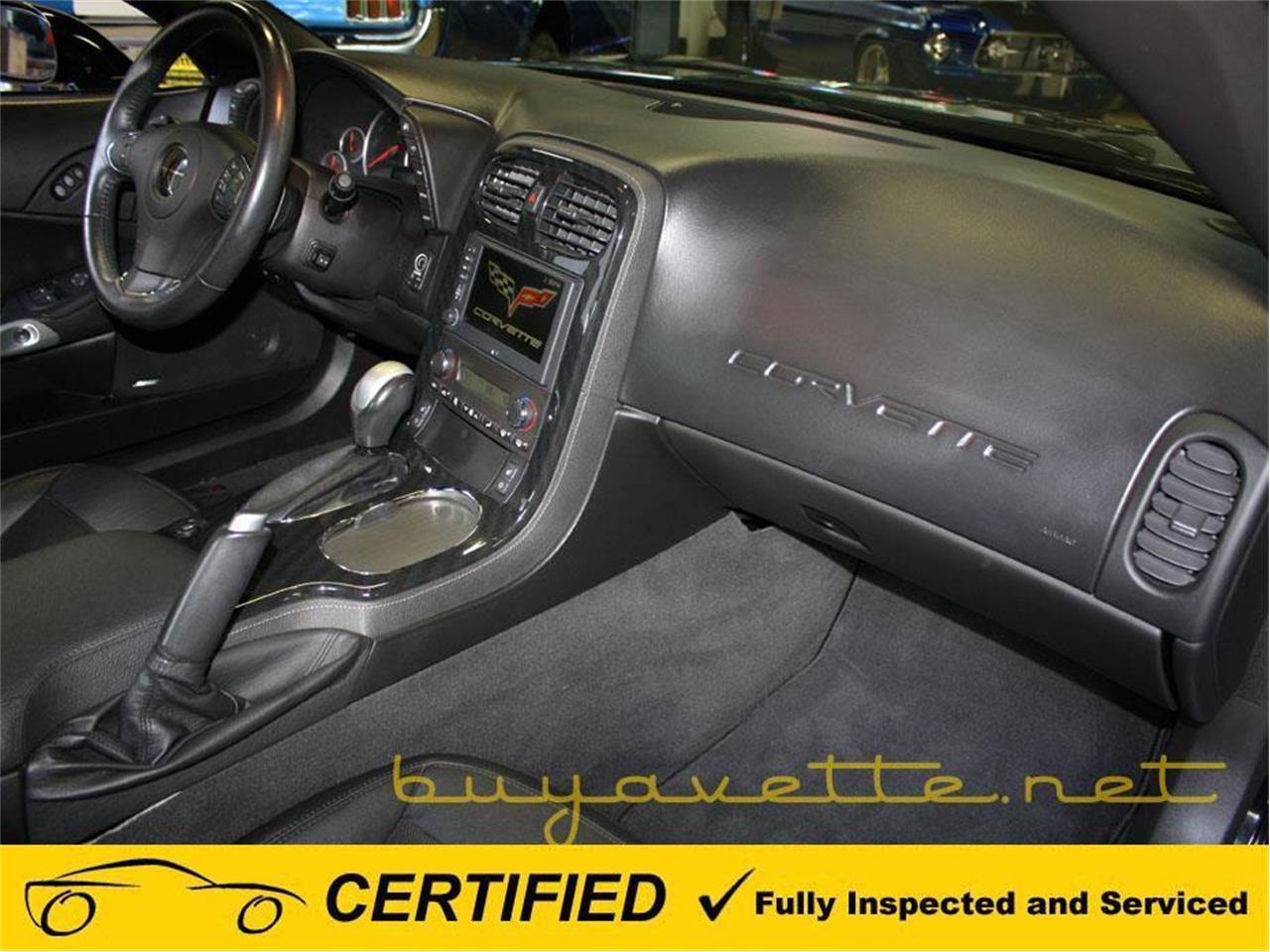 Large Picture of '13 Corvette - PYE3