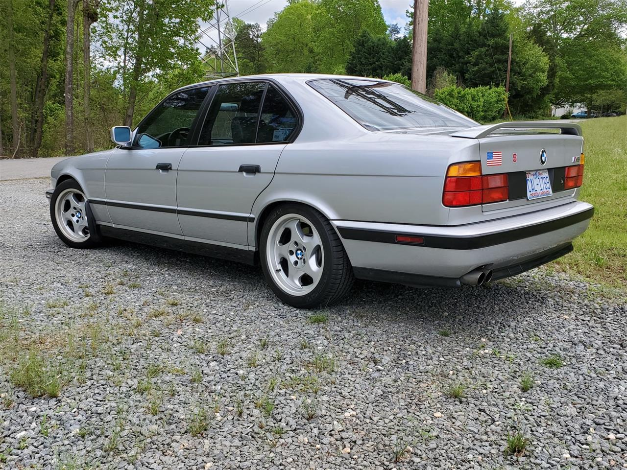 Large Picture of 1991 M5 located in   - Q54Y