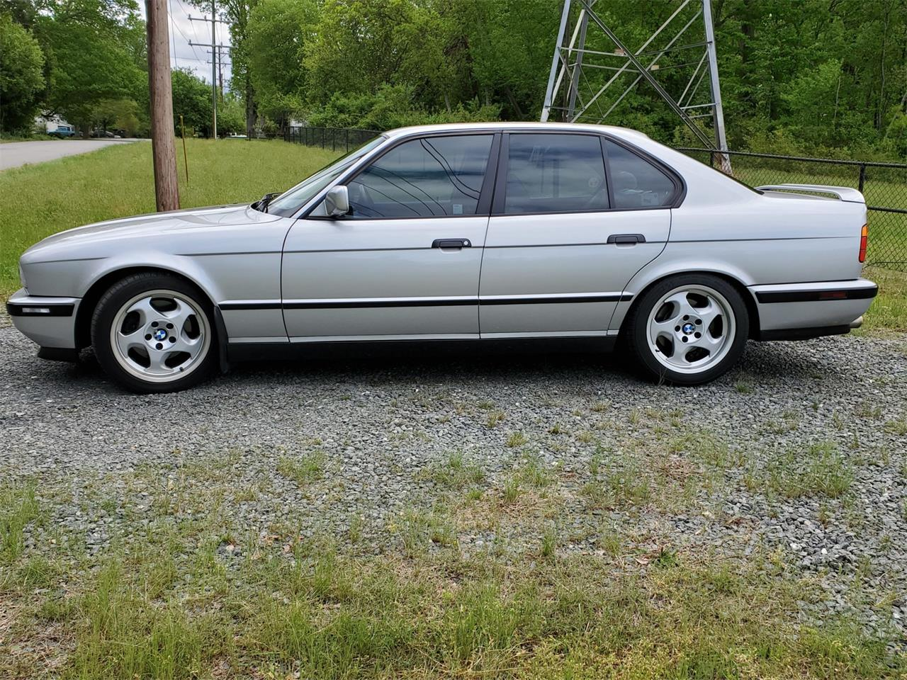 Large Picture of '91 M5 Auction Vehicle - Q54Y