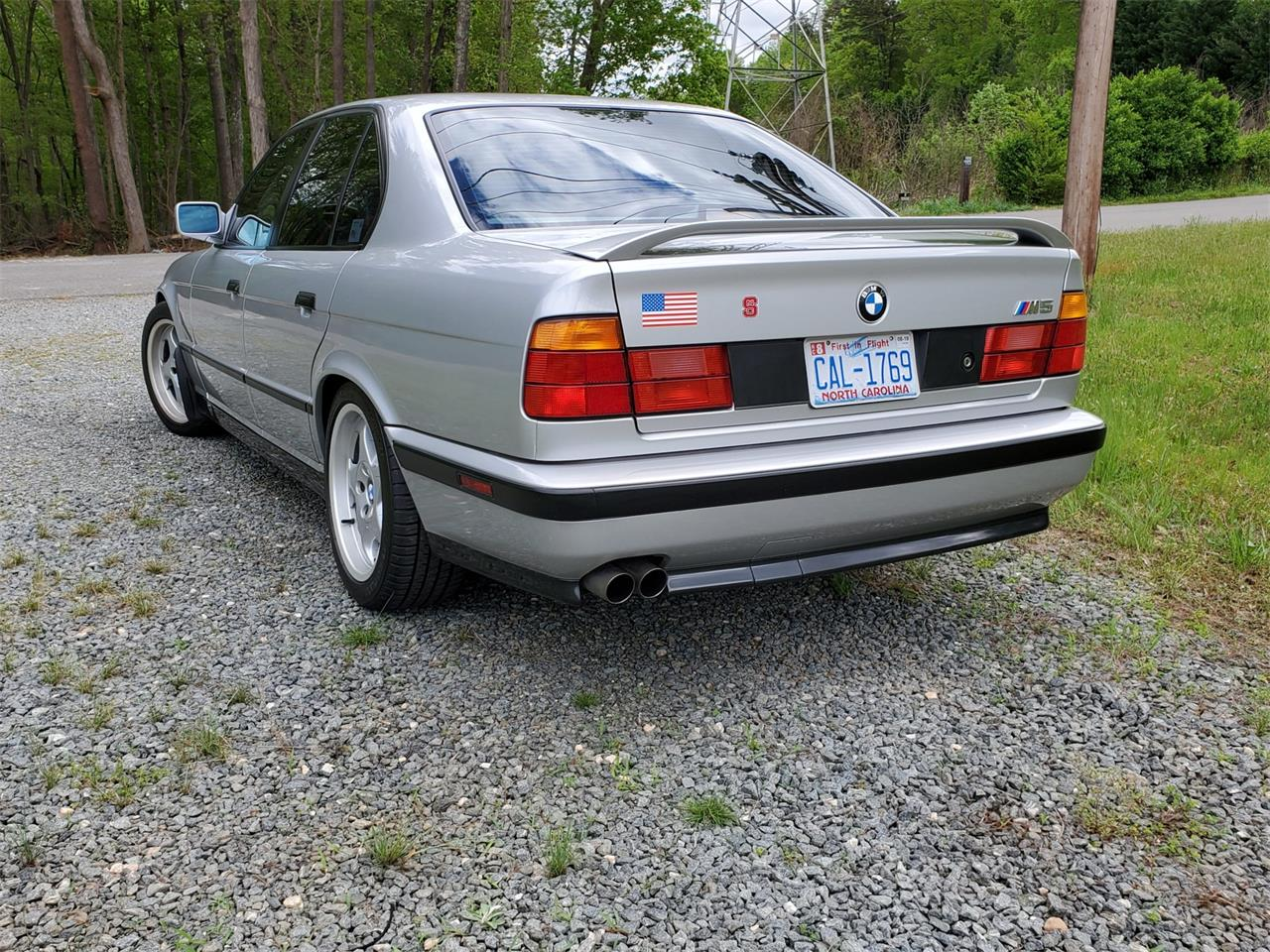 Large Picture of 1991 BMW M5 Offered by Bring A Trailer - Q54Y