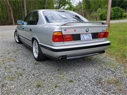 Picture of 1991 BMW M5 Auction Vehicle Offered by Bring A Trailer - Q54Y