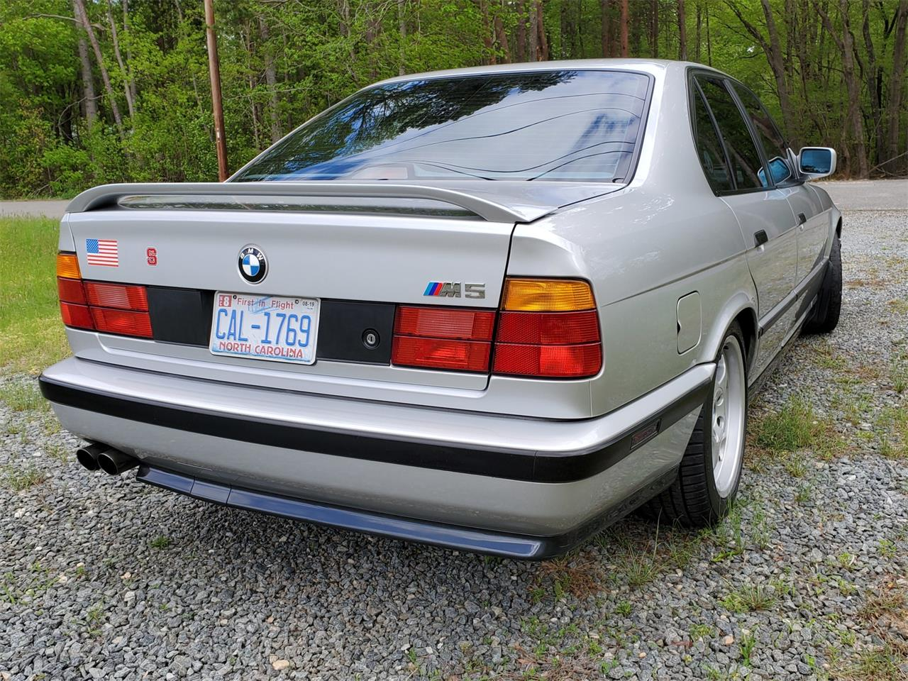 Large Picture of '91 M5 located in   Auction Vehicle - Q54Y