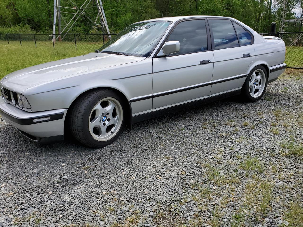 Large Picture of '91 M5 Auction Vehicle Offered by Bring A Trailer - Q54Y
