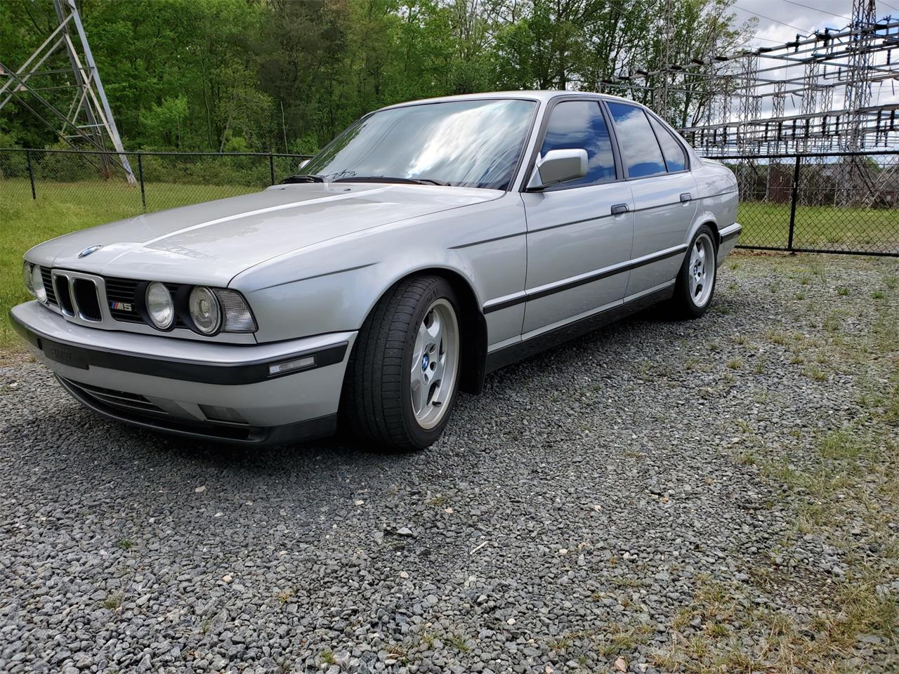 Large Picture of '91 M5 - Q54Y
