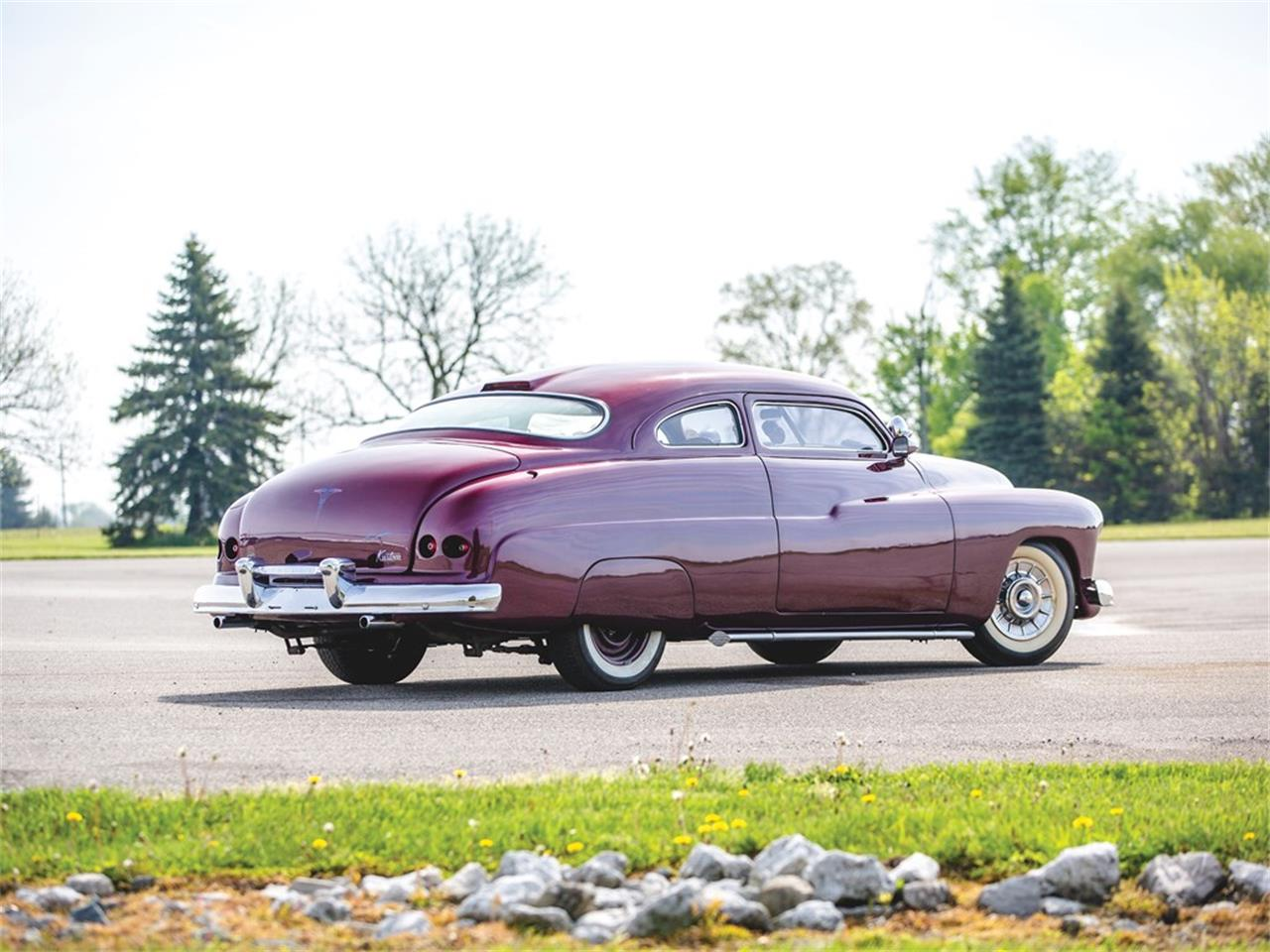 Large Picture of Classic 1950 Mercury Custom located in Indiana Auction Vehicle - Q551