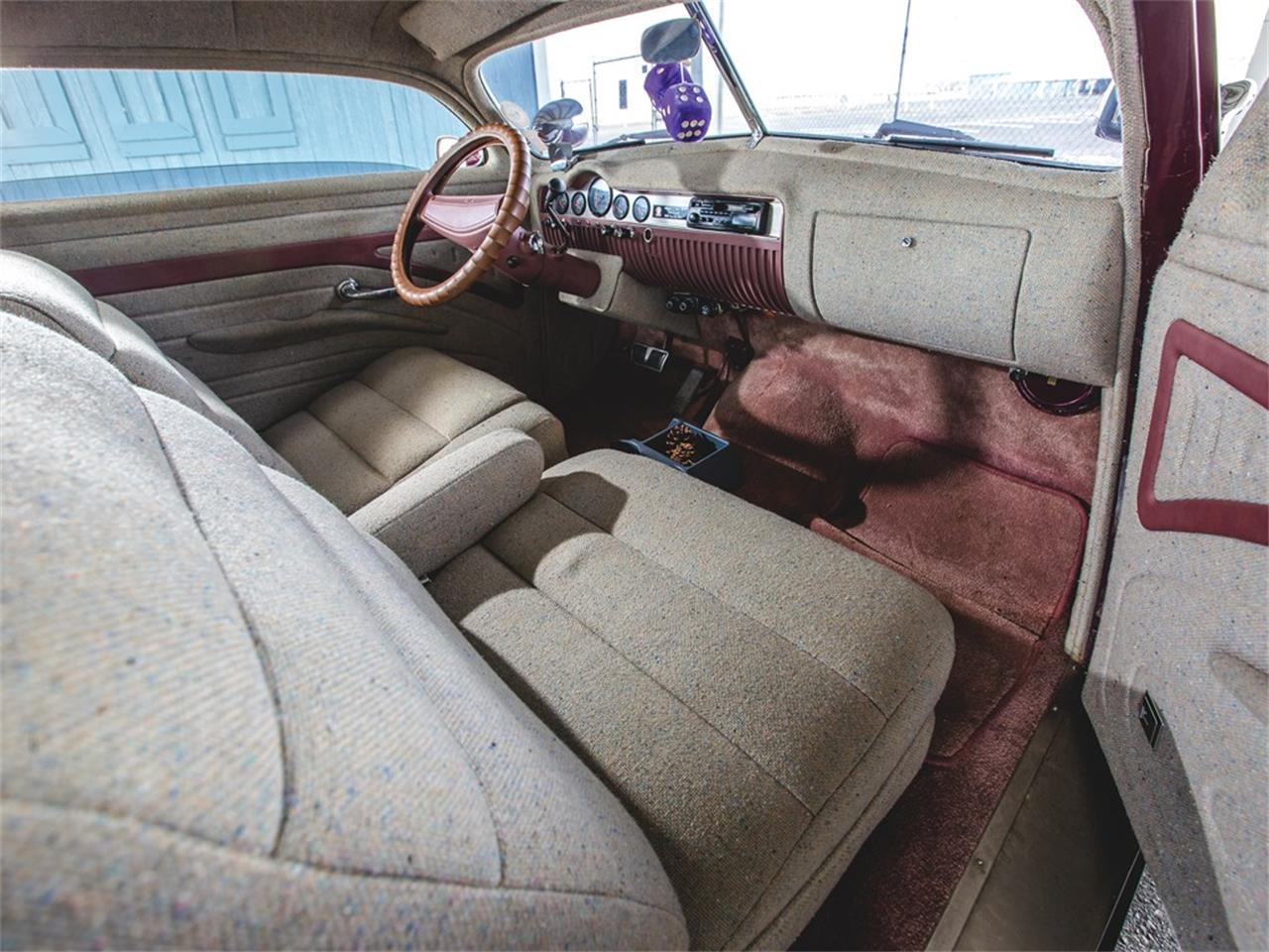 Large Picture of Classic '50 Mercury Custom located in Auburn Indiana Auction Vehicle - Q551