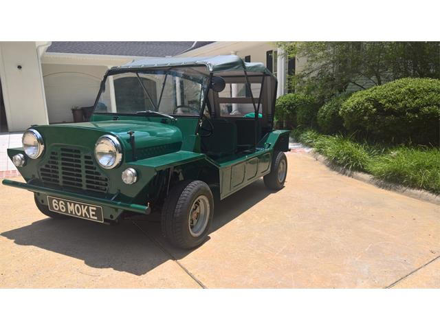 Picture of Classic '66 Mini Moke Auction Vehicle Offered by  - Q552