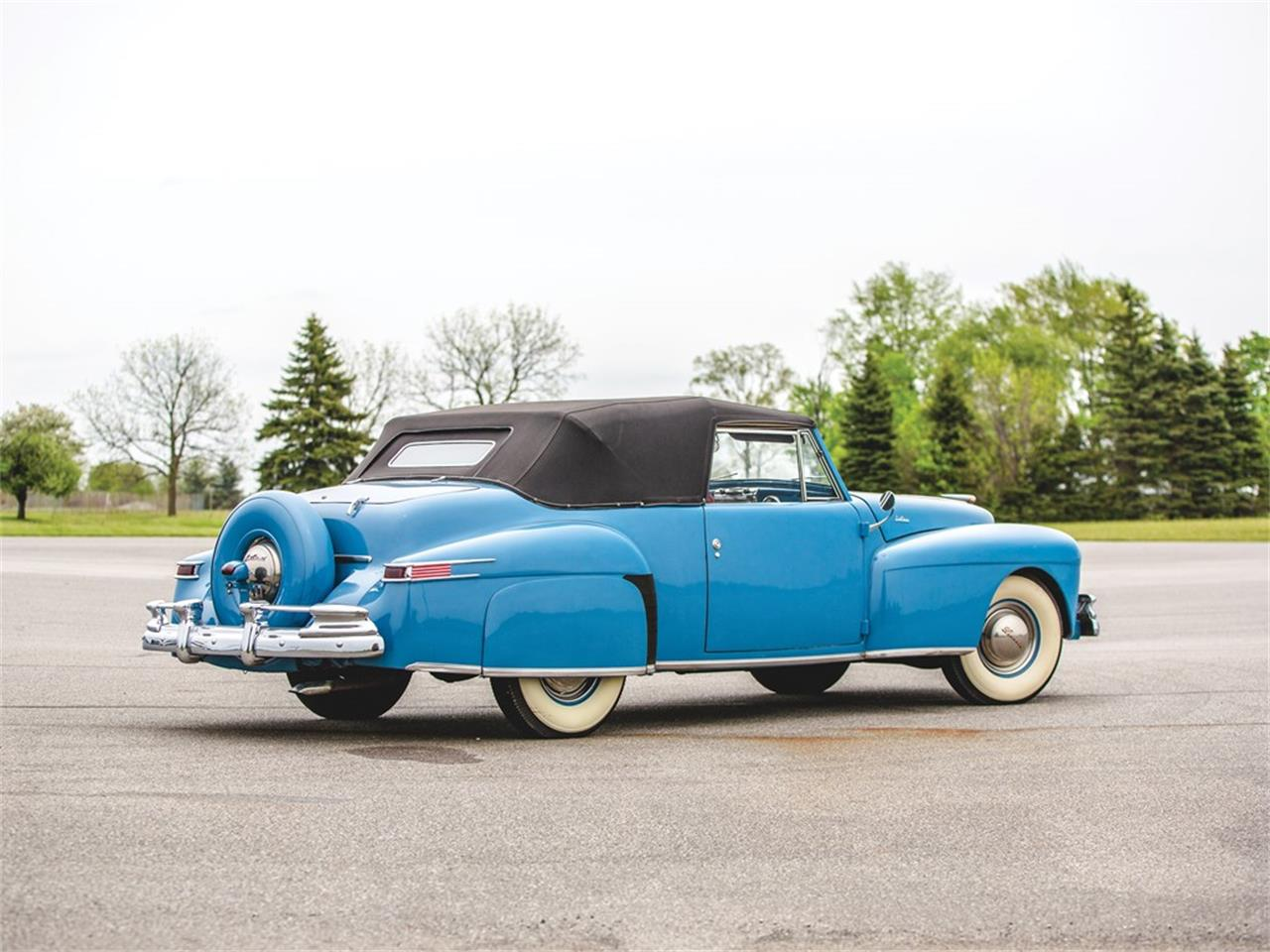 Large Picture of '48 Continental - Q554