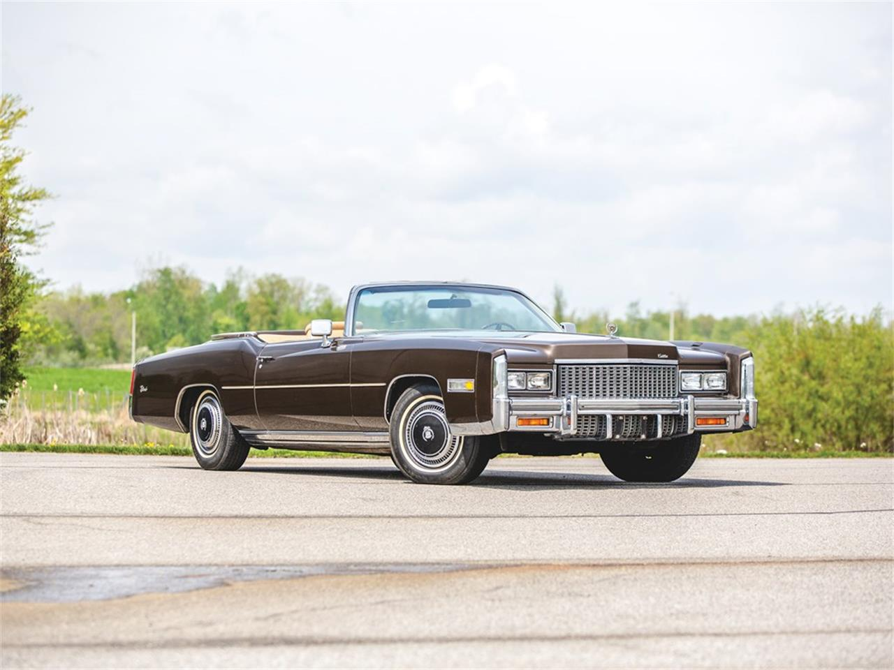Large Picture of '76 Eldorado - Q557