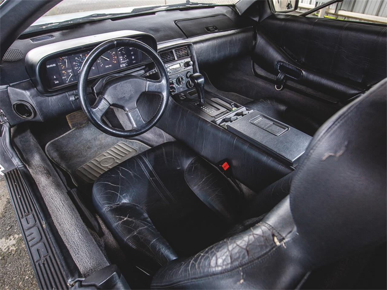 Large Picture of '81 DeLorean DMC-12 Offered by RM Sotheby's - Q55A