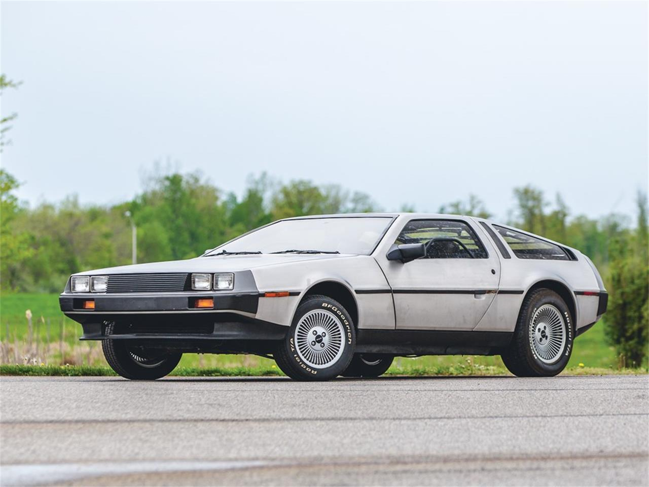 Large Picture of 1981 DMC-12 Auction Vehicle Offered by RM Sotheby's - Q55A