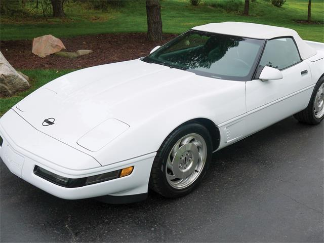 Picture of '95 Corvette located in Auburn Indiana Auction Vehicle Offered by  - Q55K