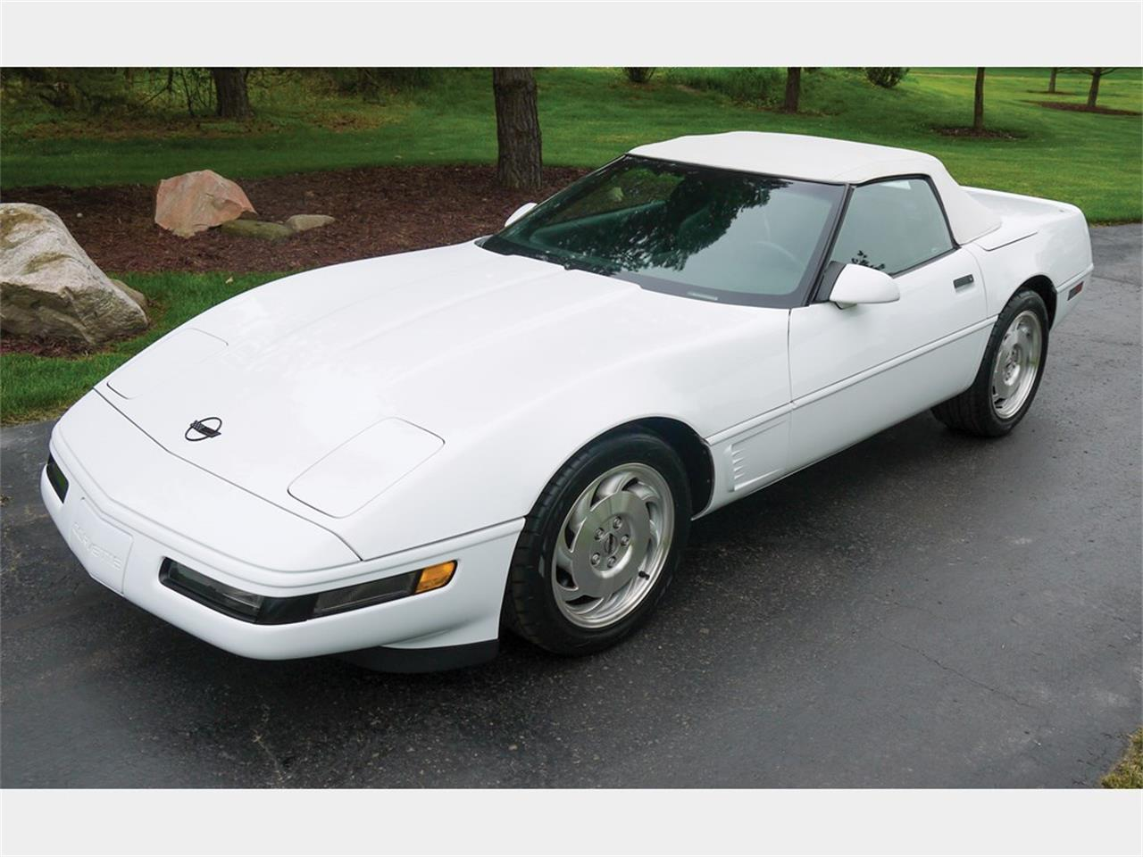 Large Picture of '95 Corvette - Q55K