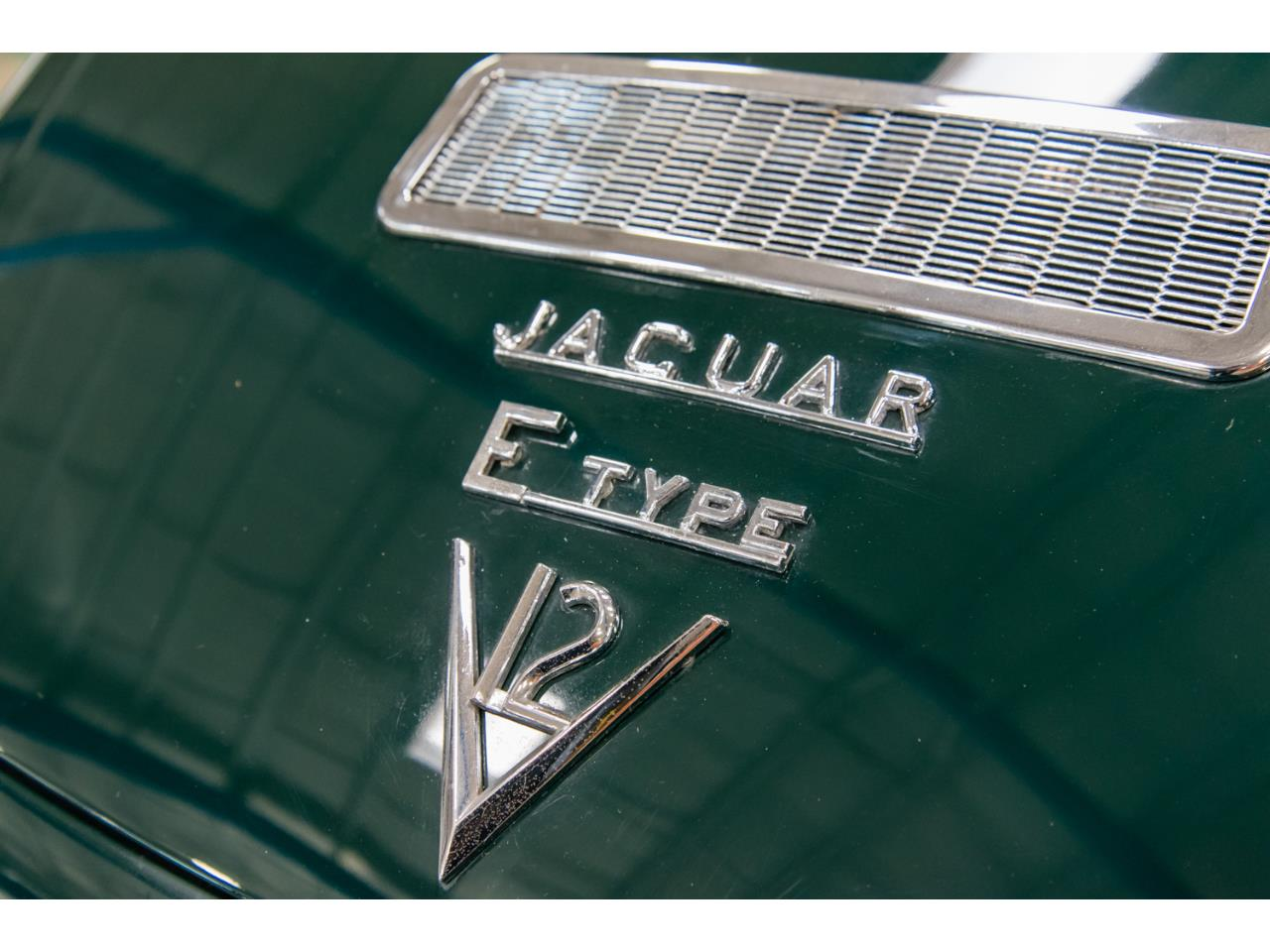 Large Picture of Classic 1972 E-Type located in Salem Ohio Offered by John Kufleitner's Galleria - Q55P