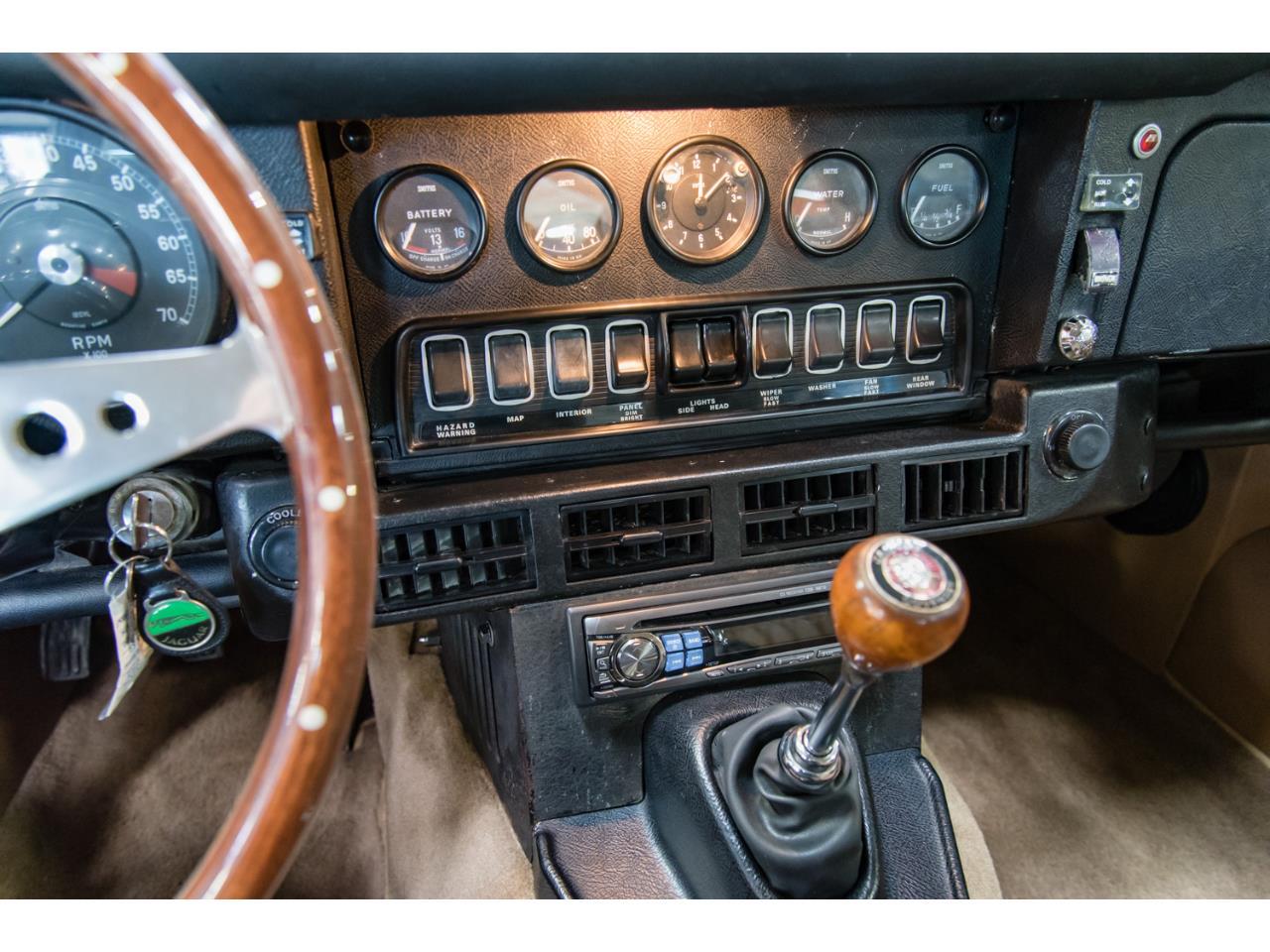 Large Picture of Classic 1972 Jaguar E-Type located in Salem Ohio - $54,800.00 - Q55P