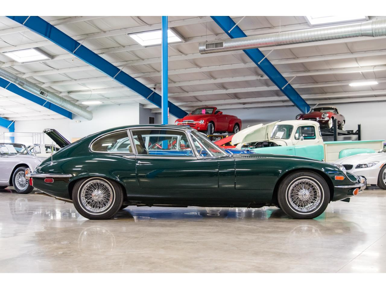 Large Picture of '72 Jaguar E-Type Offered by John Kufleitner's Galleria - Q55P