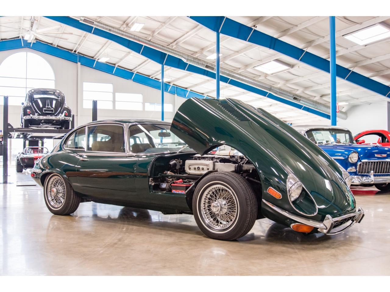 Large Picture of Classic 1972 Jaguar E-Type located in Ohio - Q55P