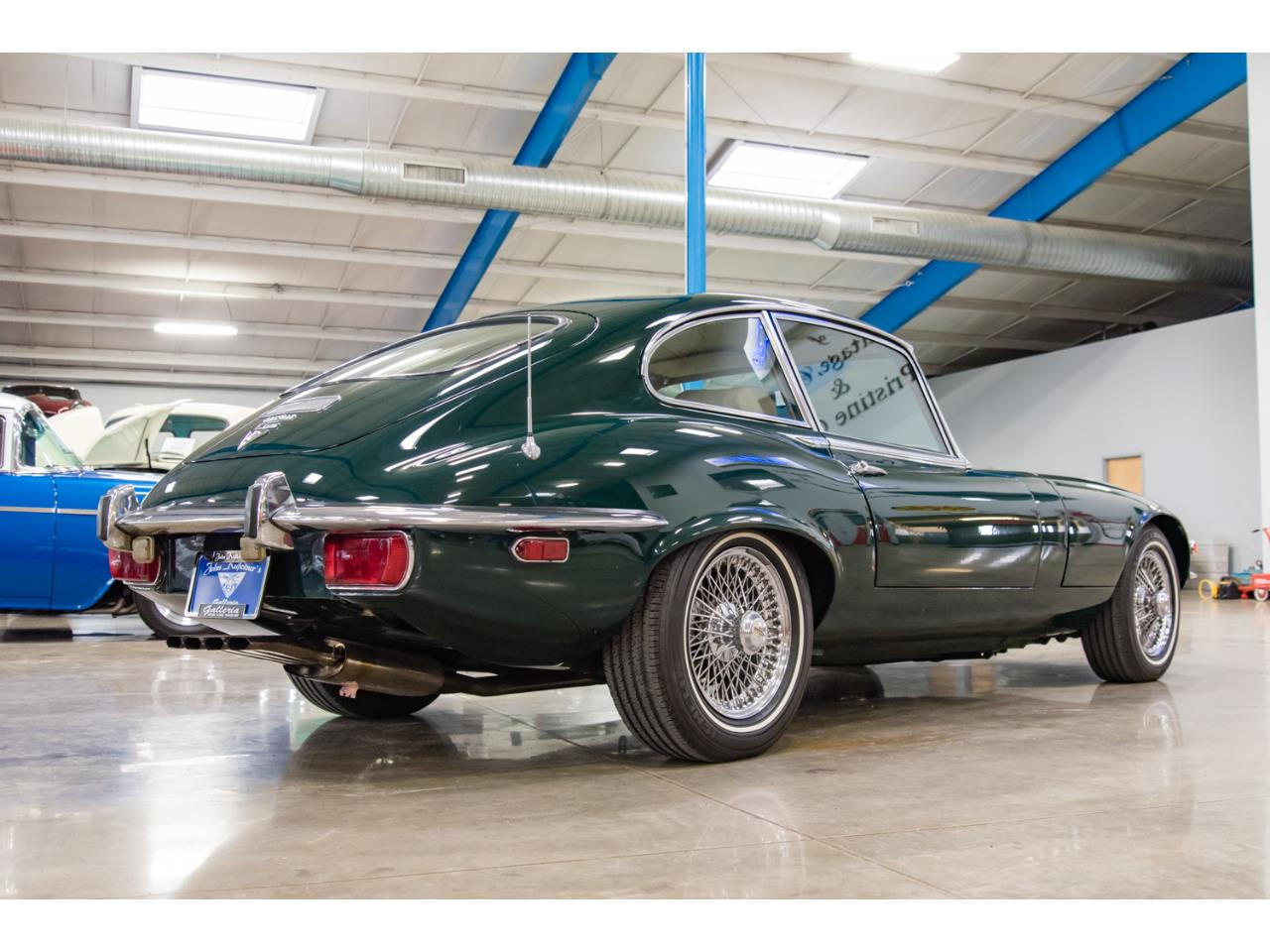 Large Picture of 1972 Jaguar E-Type - $54,800.00 Offered by John Kufleitner's Galleria - Q55P