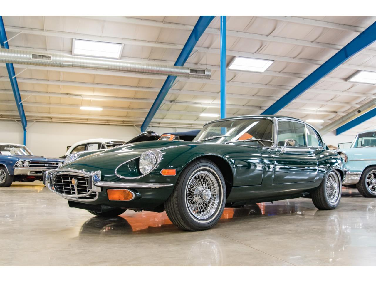 Large Picture of 1972 E-Type located in Salem Ohio Offered by John Kufleitner's Galleria - Q55P
