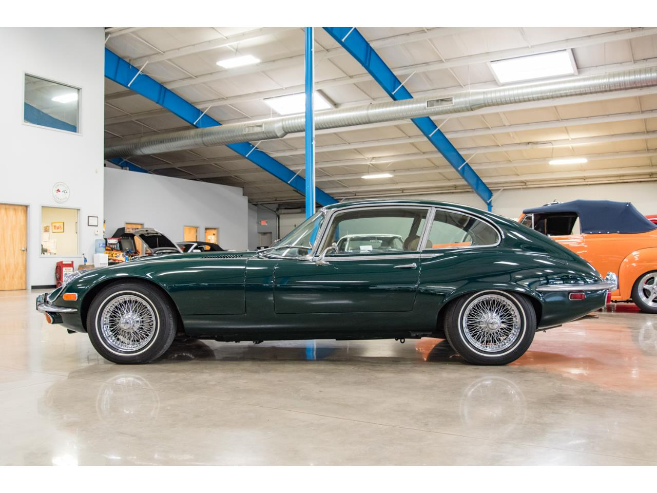 Large Picture of Classic 1972 E-Type located in Salem Ohio - $54,800.00 Offered by John Kufleitner's Galleria - Q55P