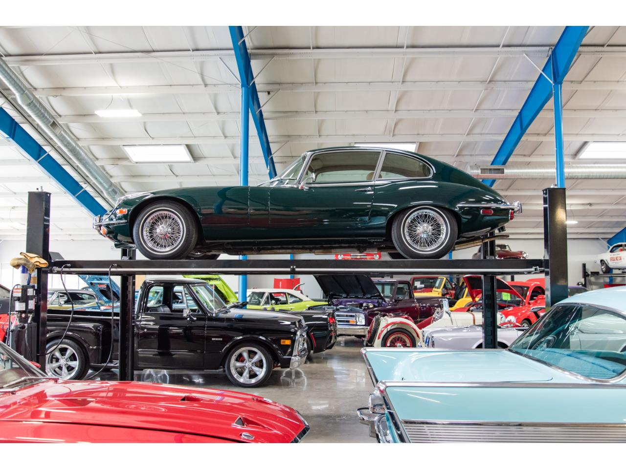 Large Picture of '72 E-Type - $54,800.00 Offered by John Kufleitner's Galleria - Q55P