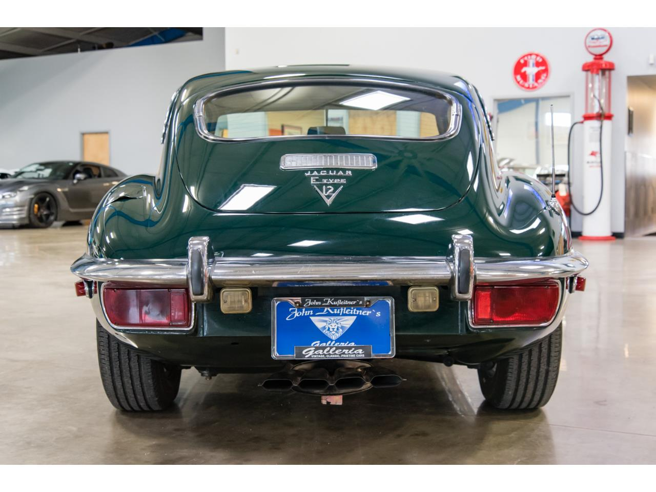 Large Picture of Classic '72 Jaguar E-Type located in Salem Ohio - $54,800.00 Offered by John Kufleitner's Galleria - Q55P