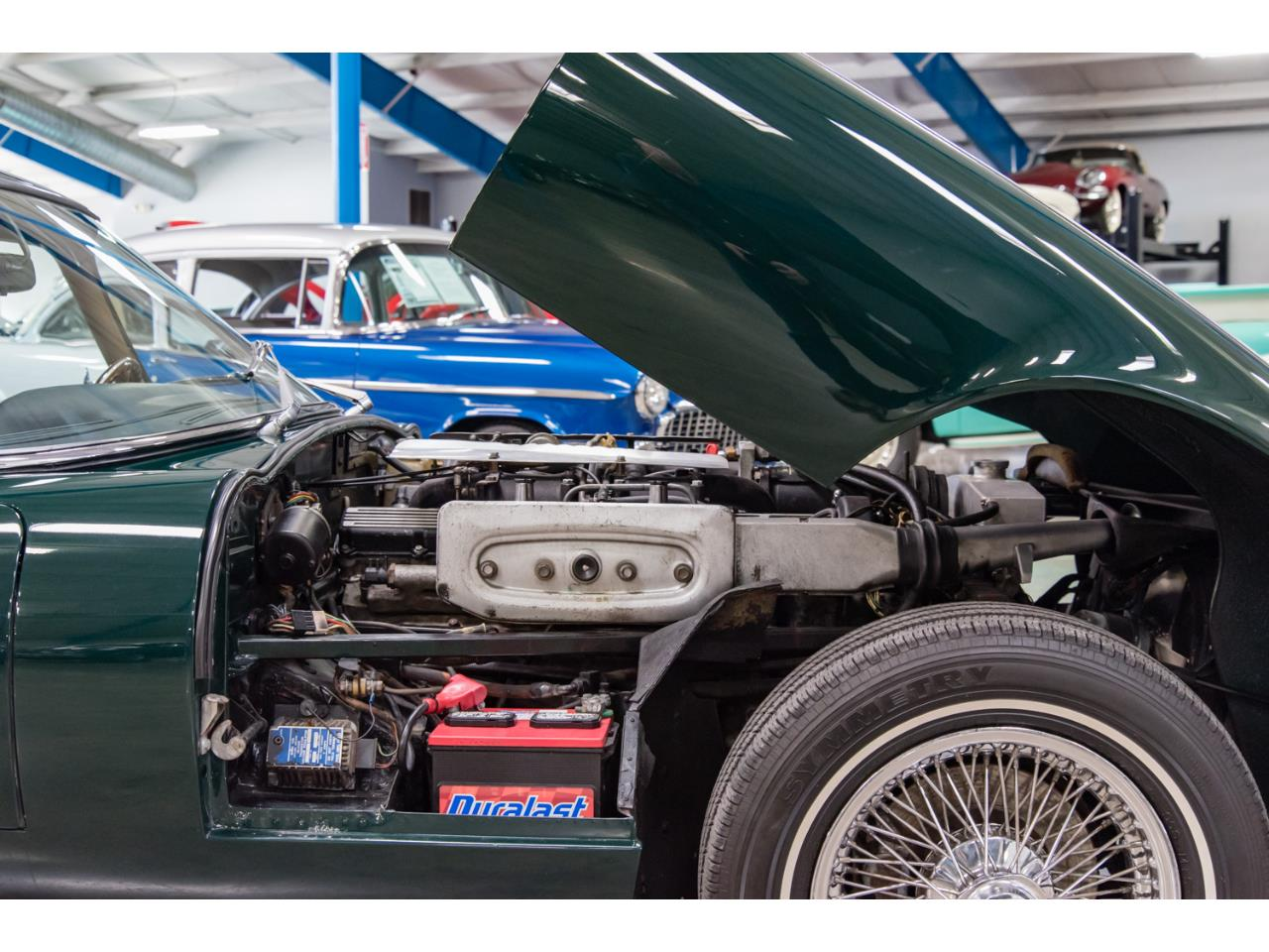Large Picture of Classic 1972 Jaguar E-Type Offered by John Kufleitner's Galleria - Q55P
