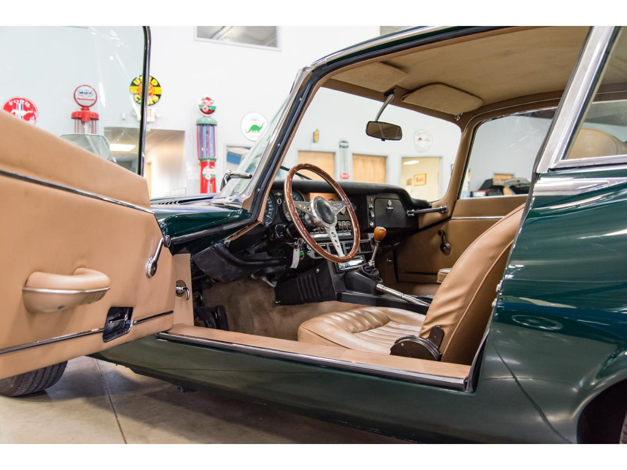 Large Picture of 1972 E-Type Offered by John Kufleitner's Galleria - Q55P