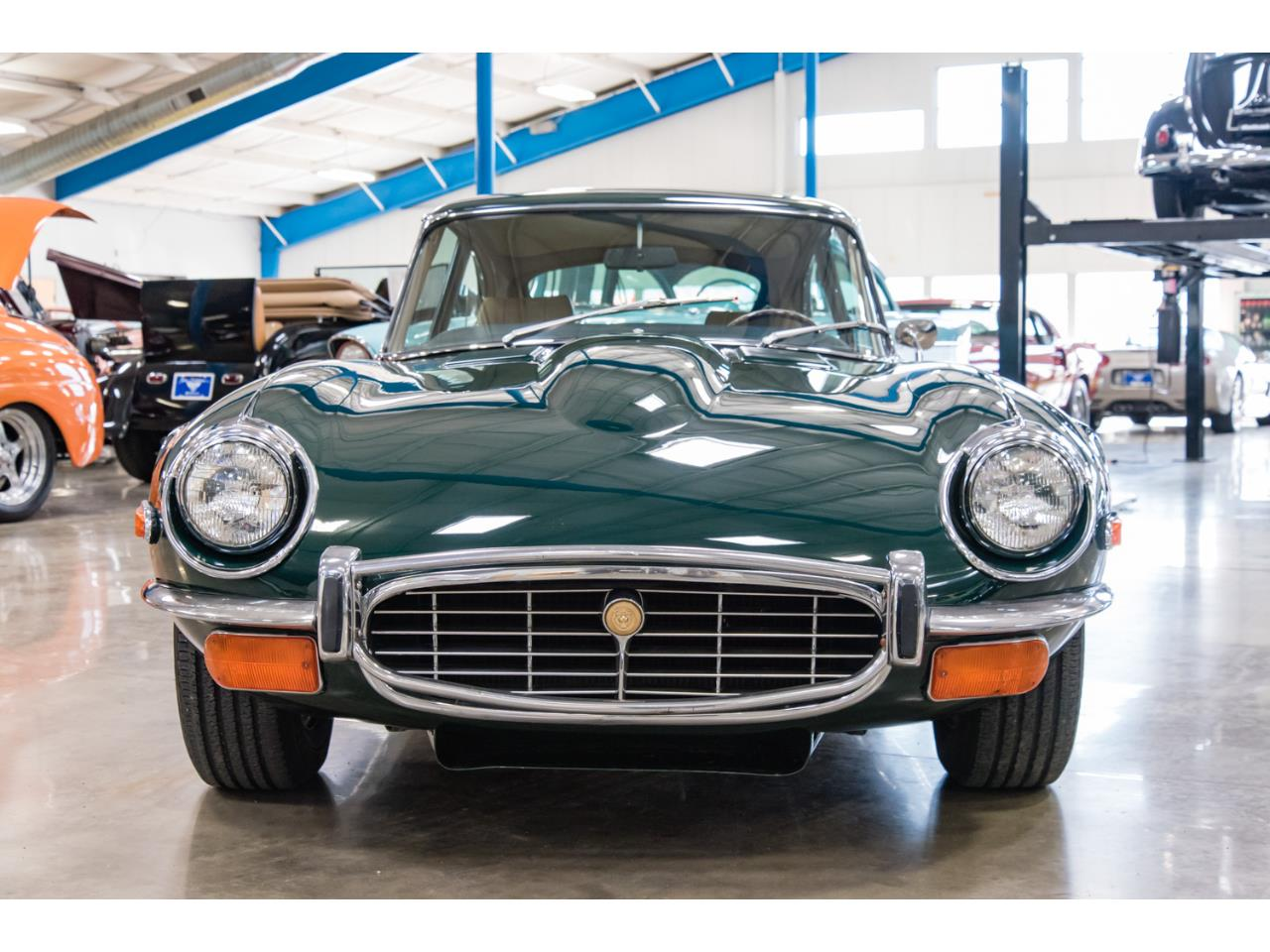 Large Picture of '72 Jaguar E-Type - $54,800.00 Offered by John Kufleitner's Galleria - Q55P