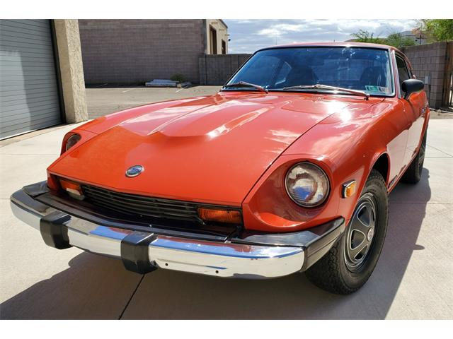 Picture of '75 Datsun 280Z located in Phoenix Arizona Auction Vehicle - Q55W