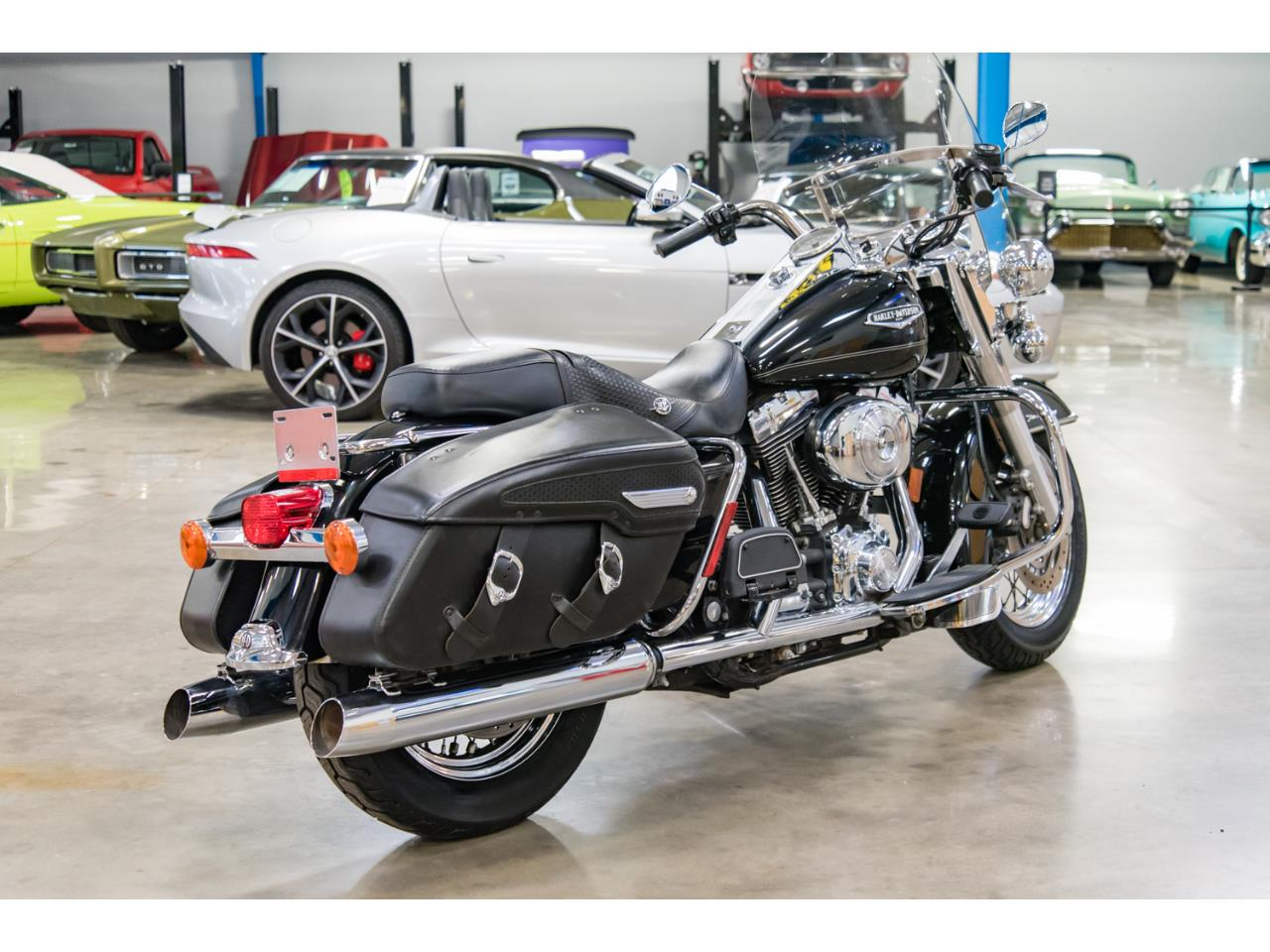 Large Picture of '06 Road King - Q55Y