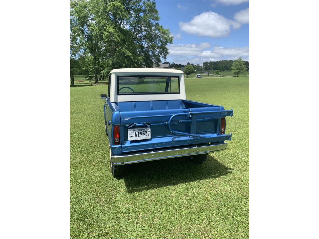 Large Picture of 1968 Bronco located in Mississippi Auction Vehicle Offered by Bring A Trailer - Q561