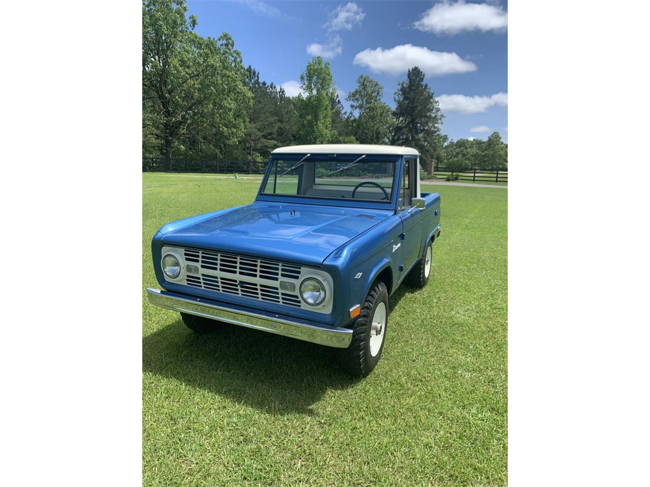 Large Picture of Classic 1968 Bronco located in Mississippi Offered by Bring A Trailer - Q561