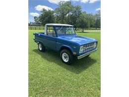 Picture of Classic '68 Bronco Auction Vehicle Offered by Bring A Trailer - Q561